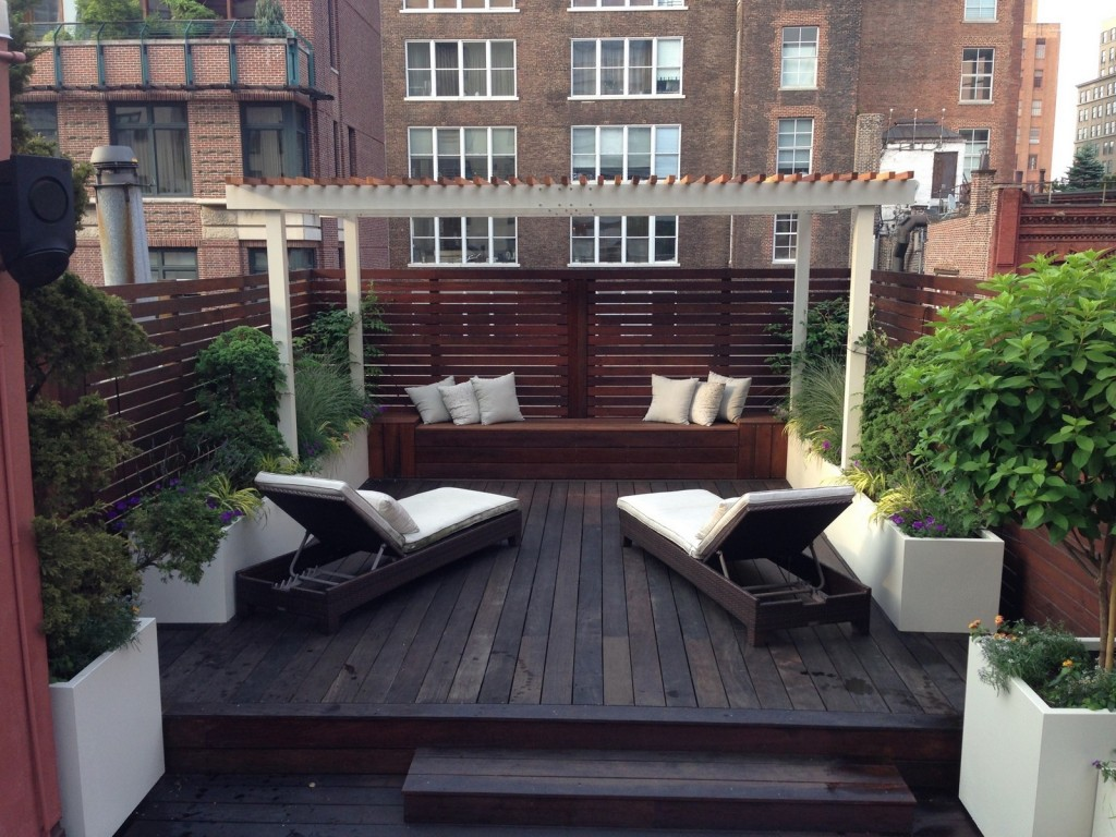 Custom construction and carpentry from wood decks to custom built furniture, arbors, gazeebos and trellises